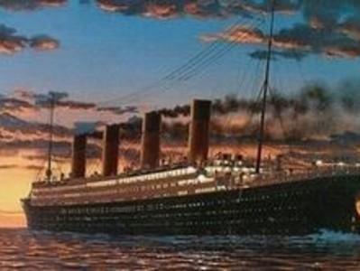 泰坦尼克号新做-3d打印模型