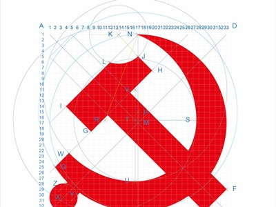 党徽-3d打印模型