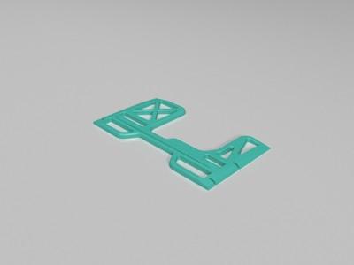 精灵系列云台保护架-3d打印模型