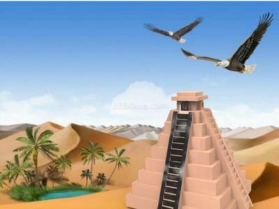 金字塔-3d打印模型