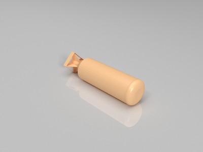 小男孩原子弹-3d打印模型