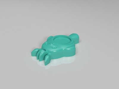 动漫人物-3d打印模型