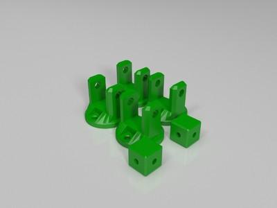 万向轴-3d打印模型