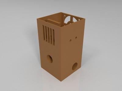 滑台-3d打印模型