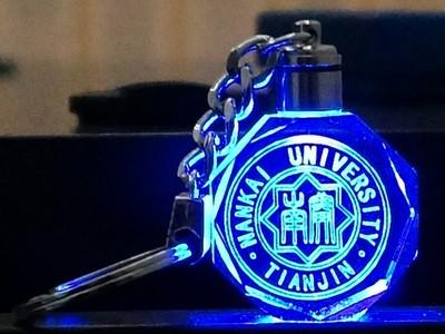南开大学校徽(可内雕)-3d打印模型