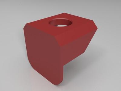 双摆混沌机器-3d打印模型
