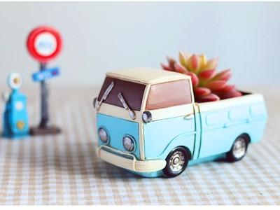 公交车花盆-3d打印模型