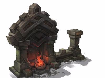 火墙-3d打印模型