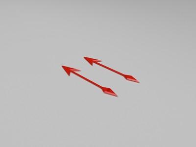 斗罗大陆  唐门暗器-3d打印模型