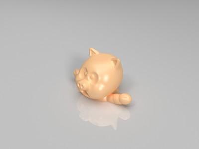 猪-3d打印模型