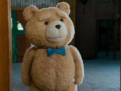 《泰迪熊》-3d打印模型