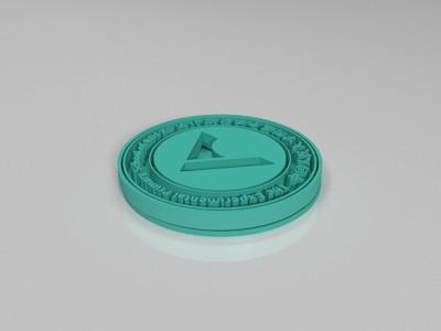 校标-3d打印模型