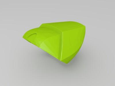 灭霸—无限手套-3d打印模型