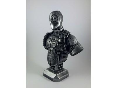 死侍-3d打印模型
