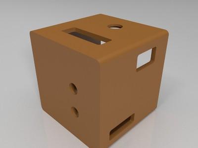 4K禄来摄像机外壳-3d打印模型