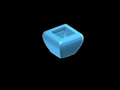 小小小花瓶-3d打印模型