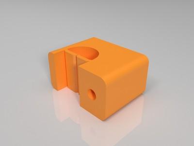 卡钉-3d打印模型