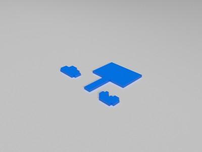 树-3d打印模型