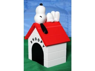 狗窝-3d打印模型