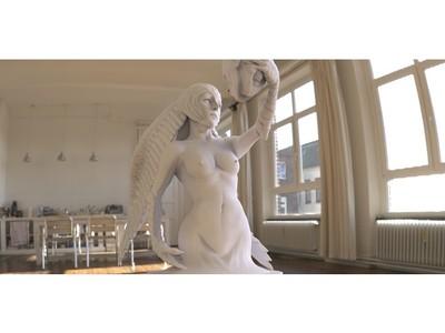 鸟身女妖-3d打印模型