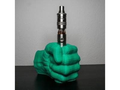 绿巨人电子烟盒子-3d打印模型