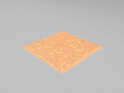 二维码-3d打印模型