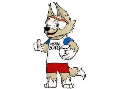 俄罗斯世界杯吉祥物-3d打印模型