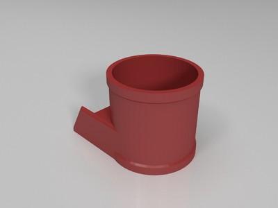 名片夹-3d打印模型