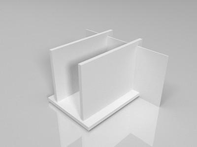 卧室家具-3d打印模型
