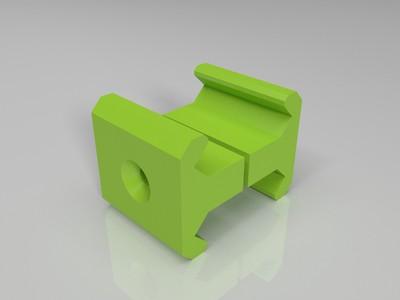 mp5配件-3d打印模型