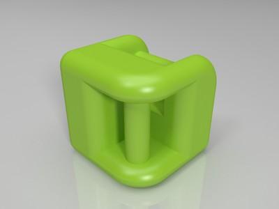 无限魔方-3d打印模型