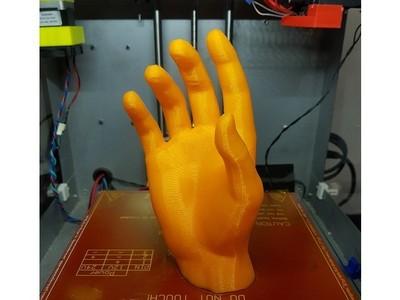 右手-3d打印模型