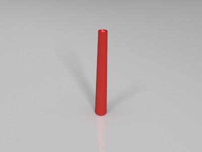 拨浪鼓-3d打印模型