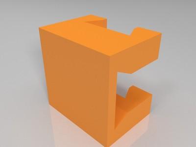 无限契合-3d打印模型