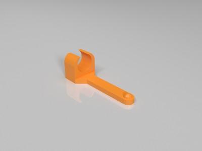 笔架子-3d打印模型
