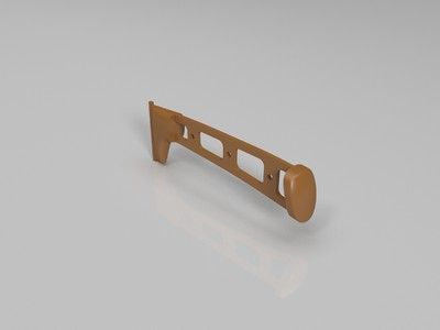 刀铸件-3d打印模型