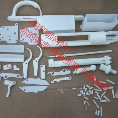 雷明顿M700狙击步枪《不完整》A-3d打印模型