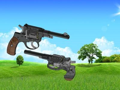 M1895-3d打印模型