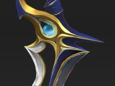 刀剑-3d打印模型