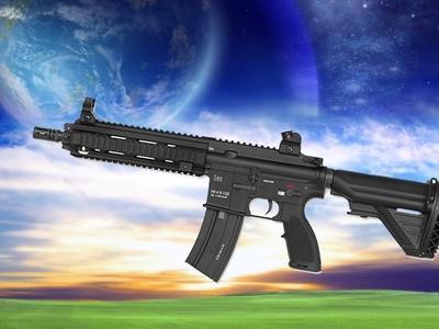 416 HK 組合-3d打印模型