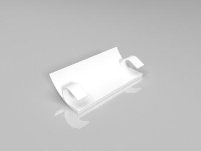 简易手机扩音器-3d打印模型
