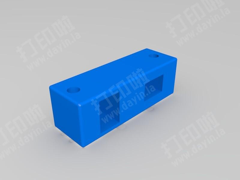 电源开关-3d打印模型