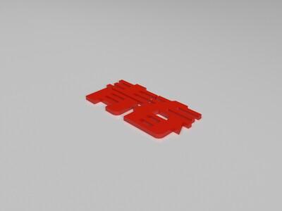 爱情-3d打印模型