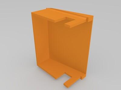 雄伟机场(自行拼装)-3d打印模型