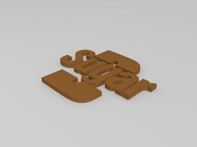 喜庄-3d打印模型