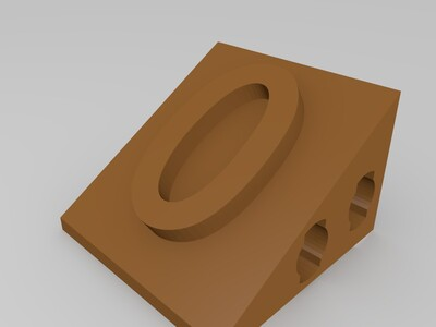 临时停车 挪车 牌-3d打印模型