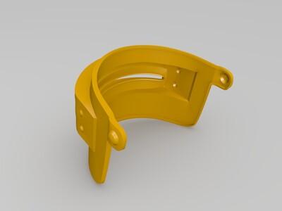 绝地求生头盔-3d打印模型