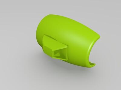 喷气发动机-3d打印模型
