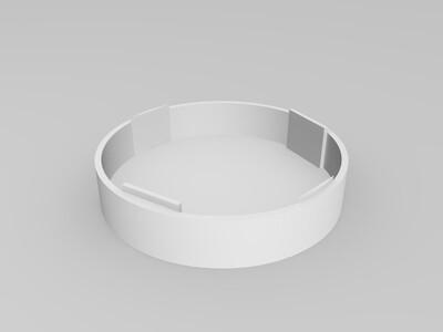 模型转台-3d打印模型