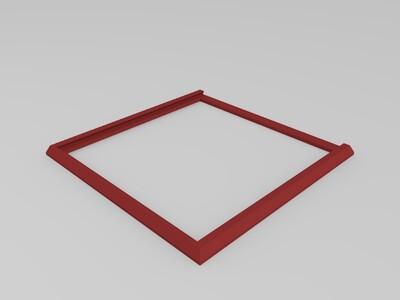 相框 -3d打印模型